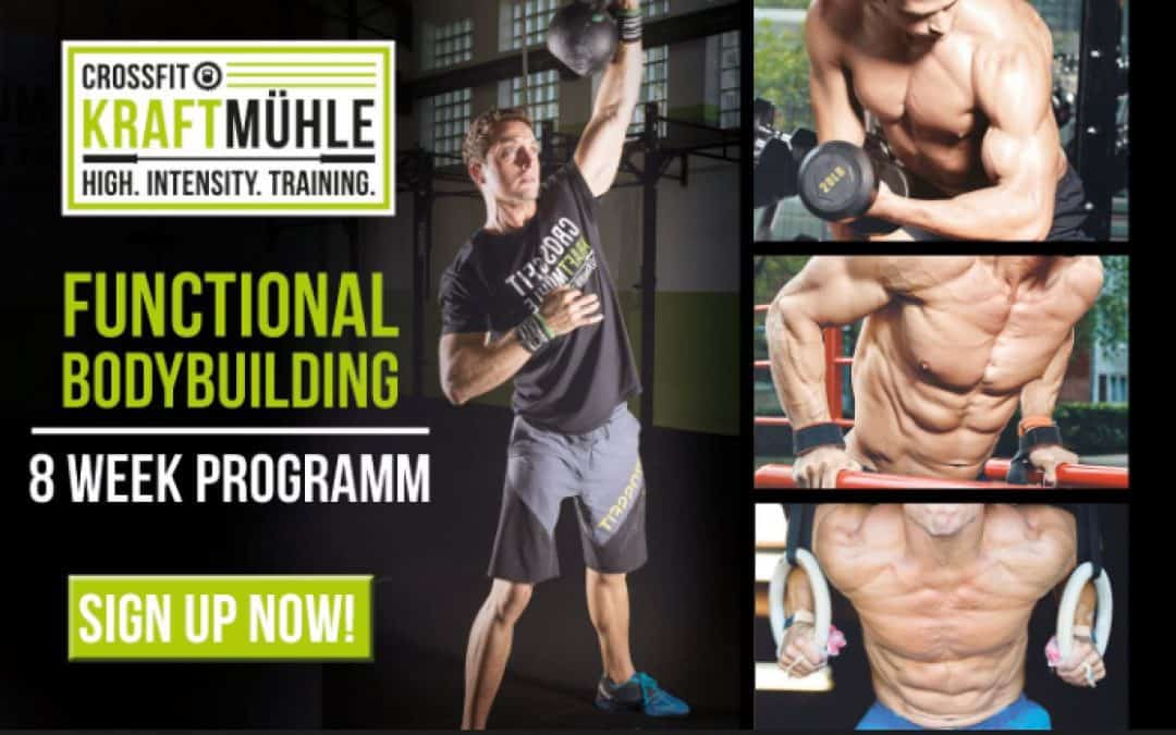 Functional Bodybuilding Programm